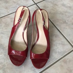 Via Spiga leather shoes 👠 size 8 1/2